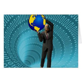 World Wide Web Access Card