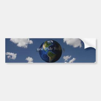 World Wide Web Car Bumper Sticker