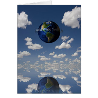 World Wide Web Card