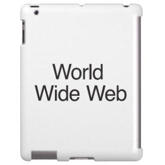 World Wide Web Funda Para iPad