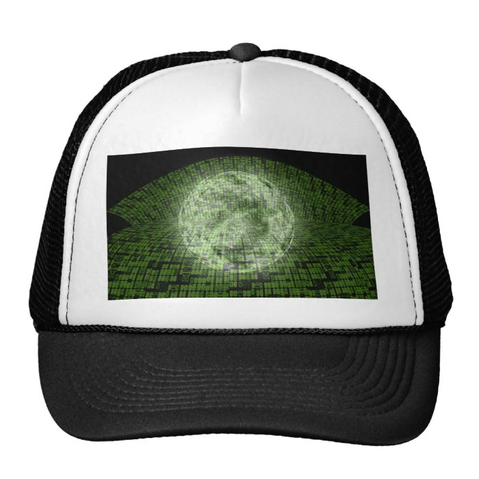 World Wide Web Internet Trucker Hat