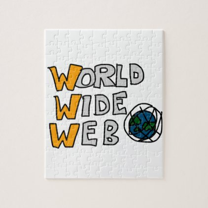 World Wide Web Jigsaw Puzzle