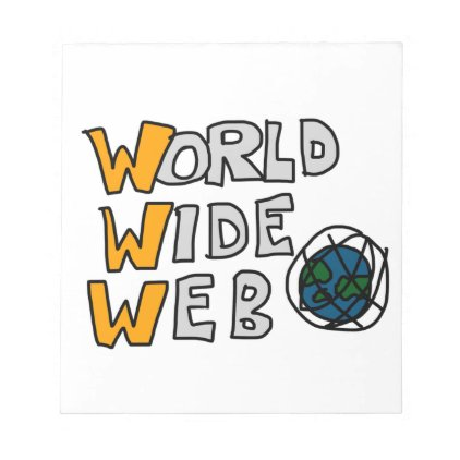 World Wide Web Notepad