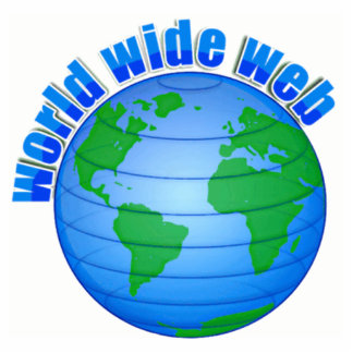 World Wide Web Cut Outs