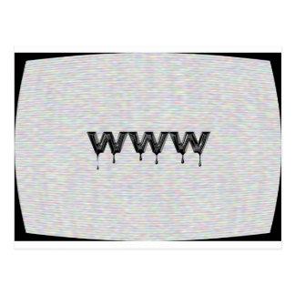 World Wide Web Postal