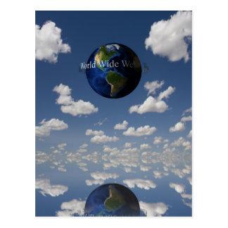 World Wide Web Postcard