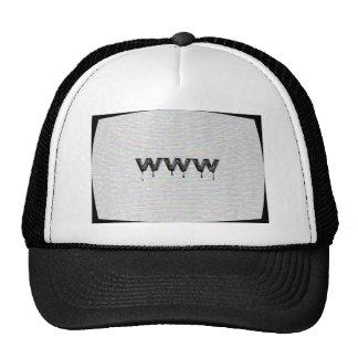 World Wide Web Trucker Hat