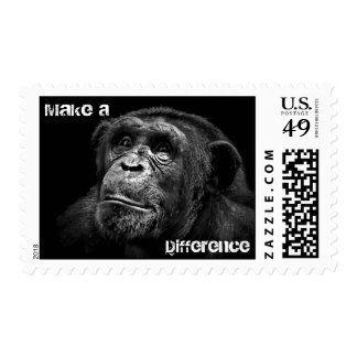 World Wildlife Conservation Awareness Postage NEW