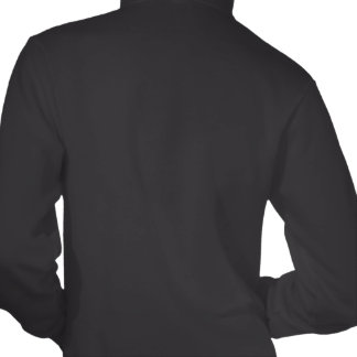 World Without Cages Ladies Zip Hoody (Dark Colour)
