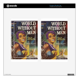 World Without Men Kindle Fire Skins
