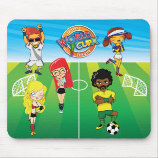 WorldCupX - Mouse Pad