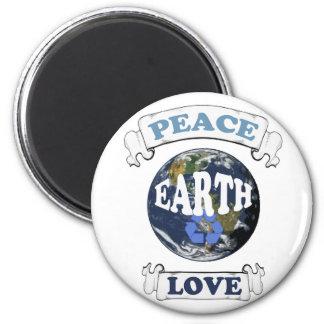 worldlove 2 inch round magnet