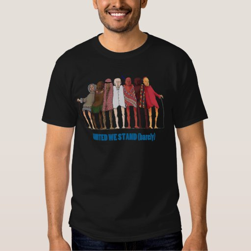Worldly Coots T Shirts