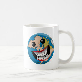 Worldly Smile Coffee Mug