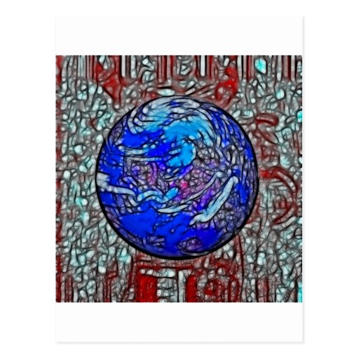 WorldOne Postcard