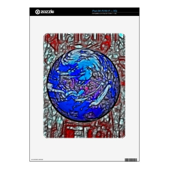 WorldOne Skins For The iPad