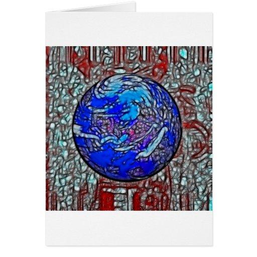 WorldOne Tarjeta De Felicitación