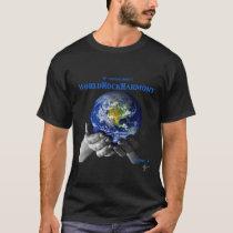 WORLDROCKHARMONY T-shirt