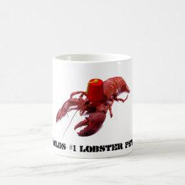 Worlds #1 Lobster Petter Coffee Mug