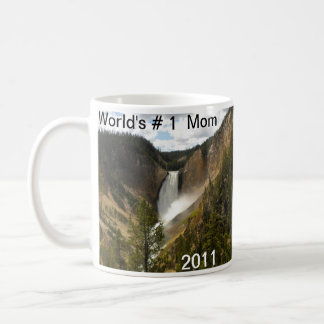 World's #1  Mom   Mug