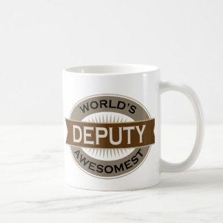 Worlds Awesomest Deputy Coffee Mug