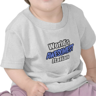 World's Awesomest Italian T-shirt