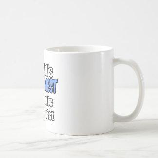 World's Awesomest Organic Chemist Mug