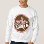 Worlds Best Abuela Sweatshirt
