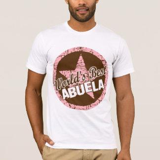 Worlds Best Abuela T-Shirt