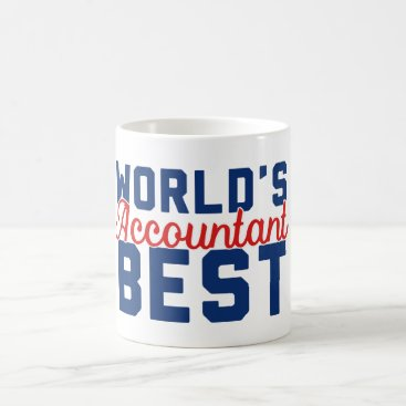 Professional Business World's Best Accountant Coffee Mug