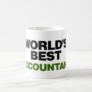 World's Best Accountant Classic White Coffee Mug