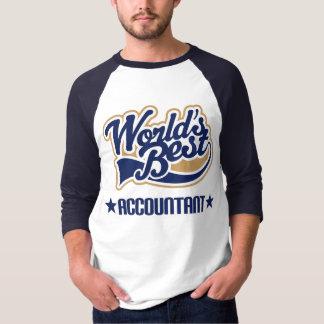 Worlds Best Accountant T-Shirt