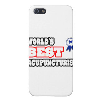 World's Best Acupuncturist Case For iPhone SE/5/5s