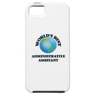 World's Best Administrative Assistant iPhone 5 Case