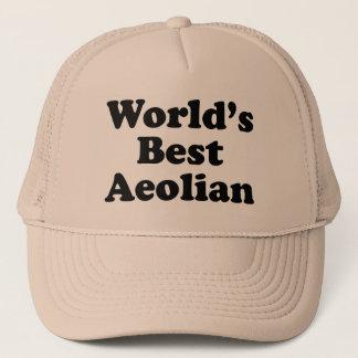 World's Best Aeolian Trucker Hat