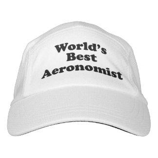 World's Best Aeronomist Hat
