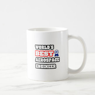 World's Best Aerospace Engineer Coffee Mug