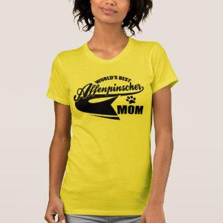 World's Best Affenpinscher Mom T-Shirt