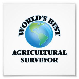 World's Best Agricultural Surveyor Art Photo