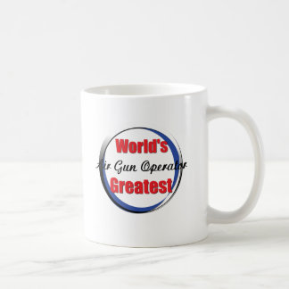 Worlds best Airgun Operator Coffee Mug