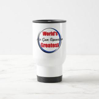 Worlds best Airgun Operator Travel Mug
