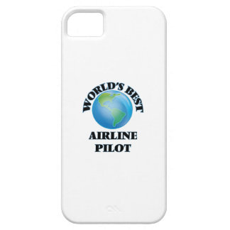 World's Best Airline Pilot iPhone 5/5S Covers
