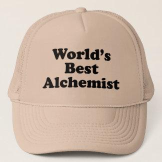 World's Best Alchemist Trucker Hat