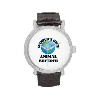 World's Best Animal Breeder Watches