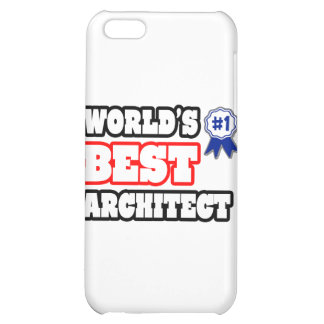 World's Best Architect iPhone 5C Covers