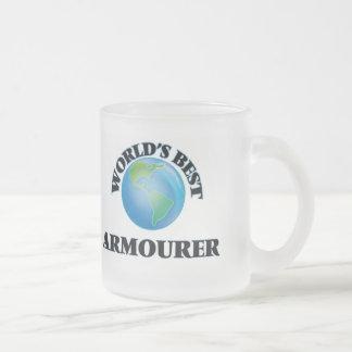 World's Best Armourer Mug