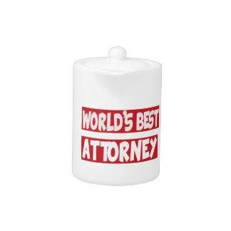 World's best Attorney.