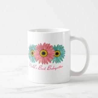 World's Best Babysitter Coffee Mug