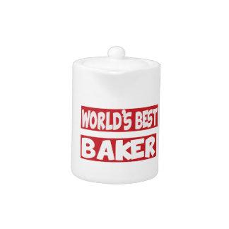 World's best Baker.