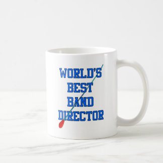 World's Best Band Director Coffee Mugs